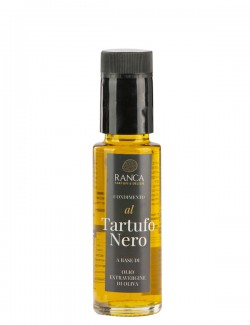 EVO oil dressing with black truffle, 100 ml