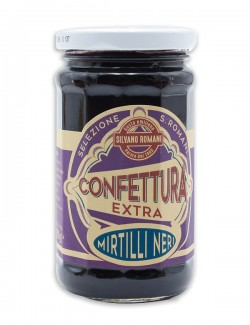 Blueberry conserve