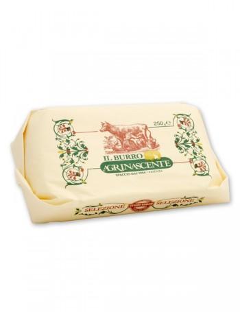 Burro Agrinascente Selezione Silvano Romani 250 g (Delivery only in Italy)