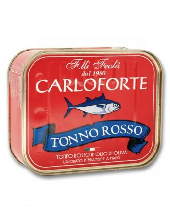 Tonno rosso di Carloforte in olio di oliva - 350 g