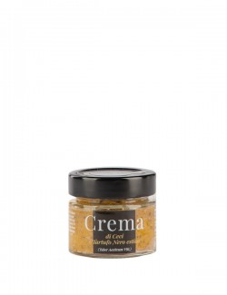 Chick-pea and summer black truffle cream, 80 g