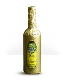 Ligurian Extra Virgin Olive Oil I Clivi 0.75 l Sant'Agata d'Oneglia Press