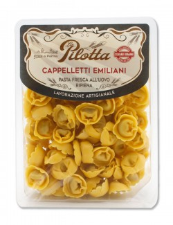 Cappelletti reggiani 500 g (Delivery only in Italy)