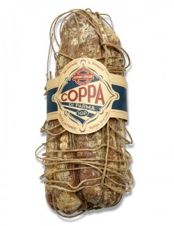 Gran Coppa di Parma PGI, approx. 2.5 kg, from the Silvano Romani selection