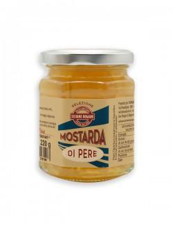 Pear Mostarda, 220 g