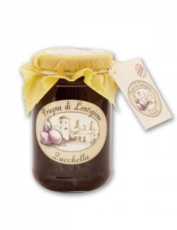 Confettura extra di prugna zucchella di Lentigione - 330 g