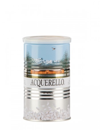 Canned Acquerello rice, 500 g