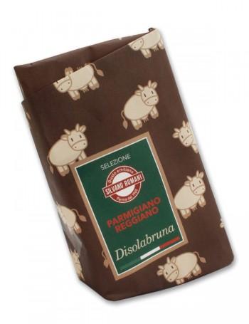 Parmigiano Reggiano DOP di sola Bruna 750 g ca. selezione Silvano Romani