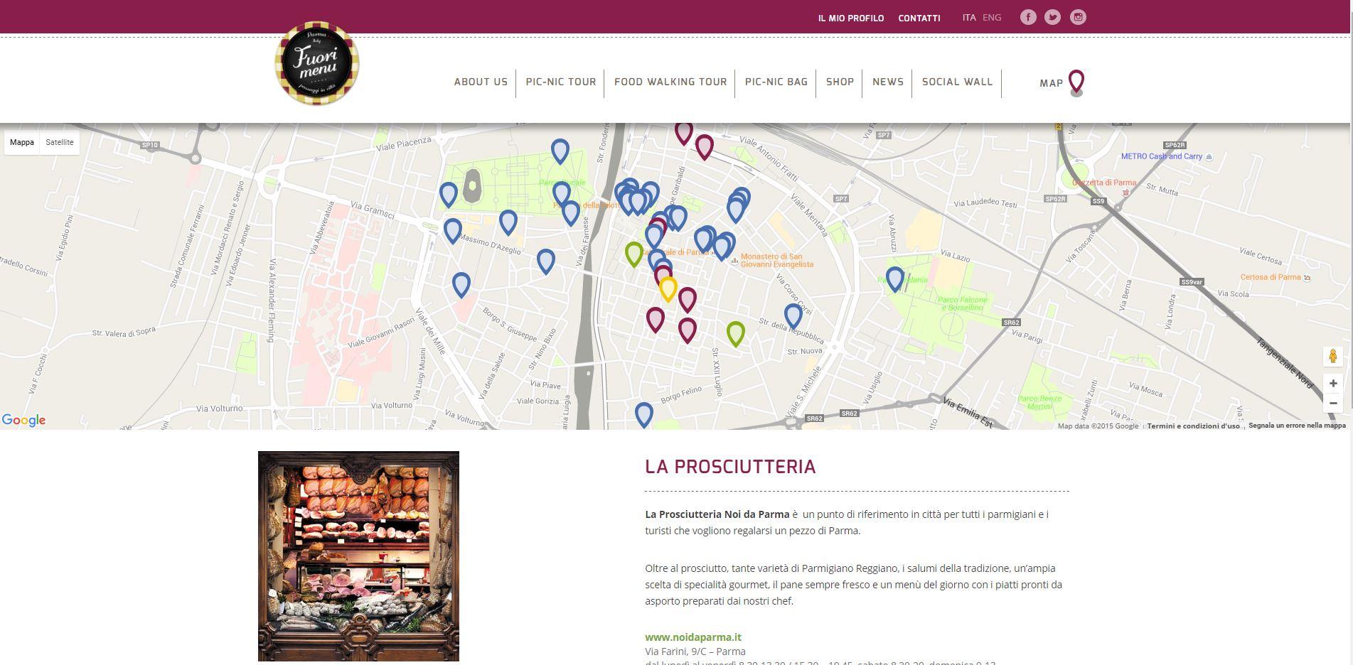 Parma Fuori Menù Prosciutteria