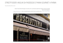 StreetFoodeER Prosciutteria Noi da Parma