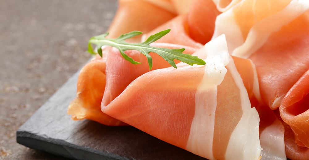 Parma Ham's nutritional values