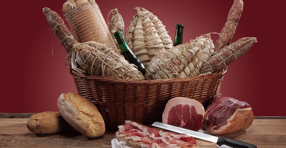 Nutritional values of Culatello di Zibello