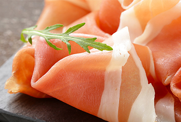 Parma Ham's nutritional values