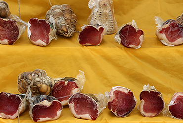 Preservation of Culatello of Zibello