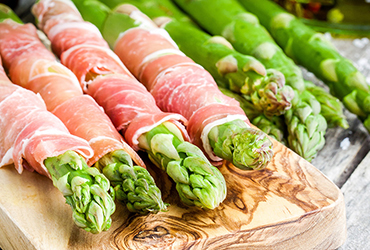 Recipes with Parma Ham